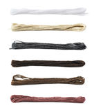Embroidery thread yarn isolated Stock Image