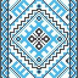 Embroidery. Ukrainian national ornament Royalty Free Stock Photos
