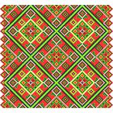 Embroidery. Ukrainian national ornament Stock Photo