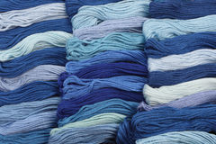 Embroidery yarn Royalty Free Stock Photos