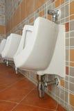 Embroma el cuarto de baño Imagenes de archivo