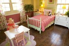 Embroma el dormitorio 1810 Fotografía de archivo