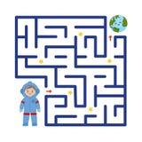 Embroma el juego educativo ilustración del vector