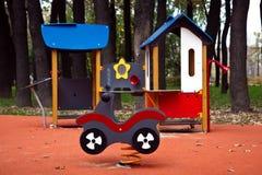 Embroma el patio Foto de archivo libre de regalías