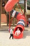 Embroma el patio Bororo imágenes de archivo libres de regalías