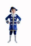 Embroma el traje del carnaval Imagenes de archivo