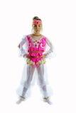 Embroma el traje del carnaval Fotografía de archivo libre de regalías