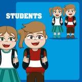 Embroma historietas de los estudiantes libre illustration
