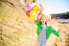 Embroma la fiesta de cumpleaños Fotografía de archivo libre de regalías