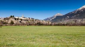 Embrun, Hautes-Alpes, France Royalty Free Stock Photos