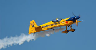 Embry-Embry-Riddle Royalty-vrije Stock Foto