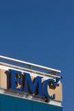 EMC Building stock photo
