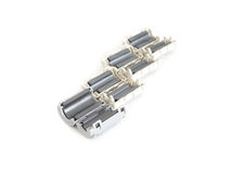 EMC, RFI and Noise reduction device - Ferrite Clamp Royalty Free Stock Photo