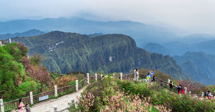 Emei Shan Images stock