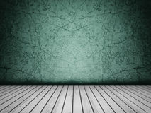 Emerald Background concret grunge illustration stock
