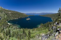 Emerald Bay Stock Images