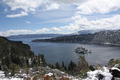 Emerald Bay Stock Photography