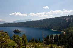 Emerald Bay Photos libres de droits