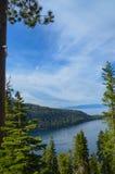Emerald Bay royalty-vrije stock fotografie