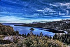 Emerald Bay Foto de Stock Royalty Free