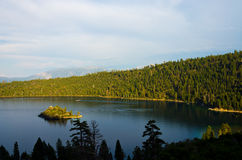 Emerald Bay Royalty Free Stock Images