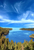 Emerald Bay Fantasy Stock Photo