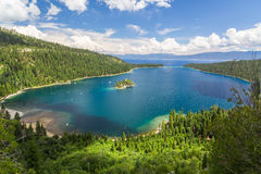 Emerald Bay, Lake Tahoe Stock Photo