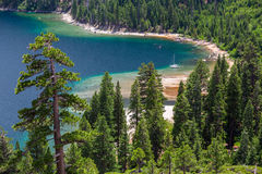 Emerald Bay Stock Image