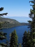 Emerald Bay, Lake Tahoe, California stock photography
