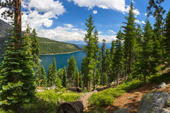 Emerald Bay, Lake Tahoe Royalty Free Stock Photography