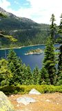 Emerald bay. Taken at Emerald Bay, picture speaks for itself, pure beauty Stock Photo
