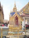 Emerald Buddha Arkivfoton