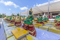 Emerald Buddha lizenzfreie stockfotografie