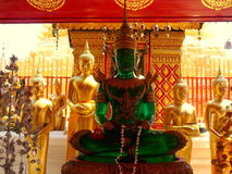 Emerald Buddha Arkivbilder