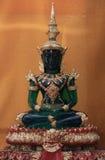 Emerald Buddha dans Wat Sakra Photos stock