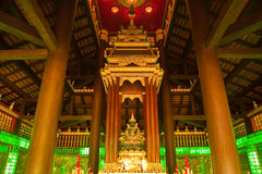 Emerald Buddha image. Stock Photos