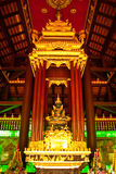 Emerald buddha image Stock Photography