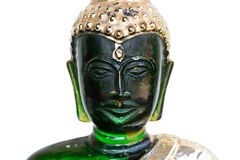 Emerald Buddha image Royalty Free Stock Image