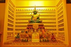 Emerald Buddha image Stock Images