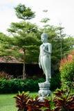 Emerald buddha image Stock Image
