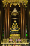 Emerald buddha Royalty Free Stock Photography