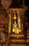 Emerald Buddha Royalty Free Stock Image