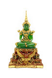 Emerald Buddha Statue Royalty Free Stock Photos