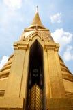 Emerald Buddha tempel Royaltyfria Foton