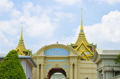 Emerald Buddha-tempel Stock Fotografie