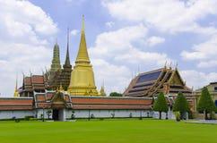 Emerald Buddha-tempel Stock Foto's
