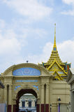 Emerald Buddha-tempel Stock Afbeelding