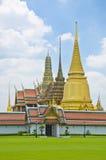 Emerald Buddha-tempel Royalty-vrije Stock Foto's