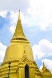 Emerald Buddha-tempel Stock Foto