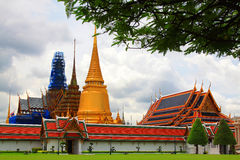 Emerald Buddha Temple Royalty Free Stock Photography